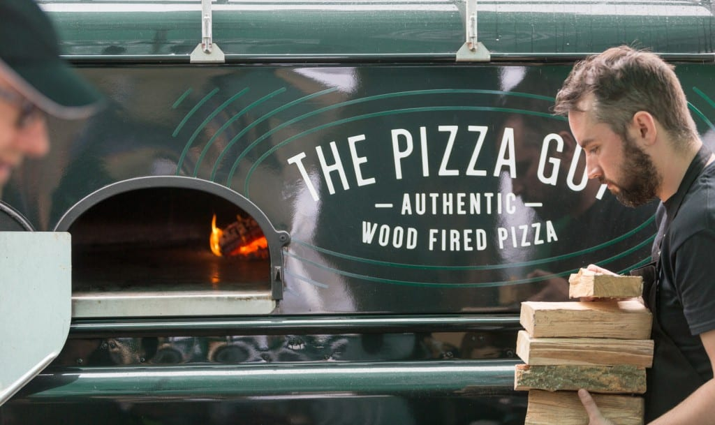 Mobile Wood Fired Pizza Yorkshire The Pizza Guy